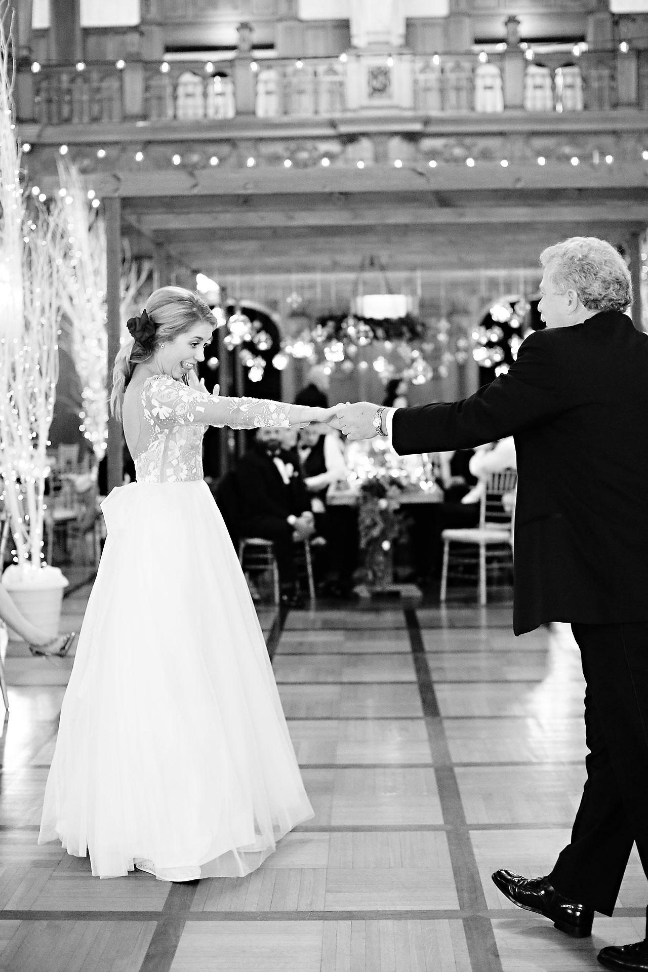 Emily Tom Scottish Rite Indianapolis Wedding 348
