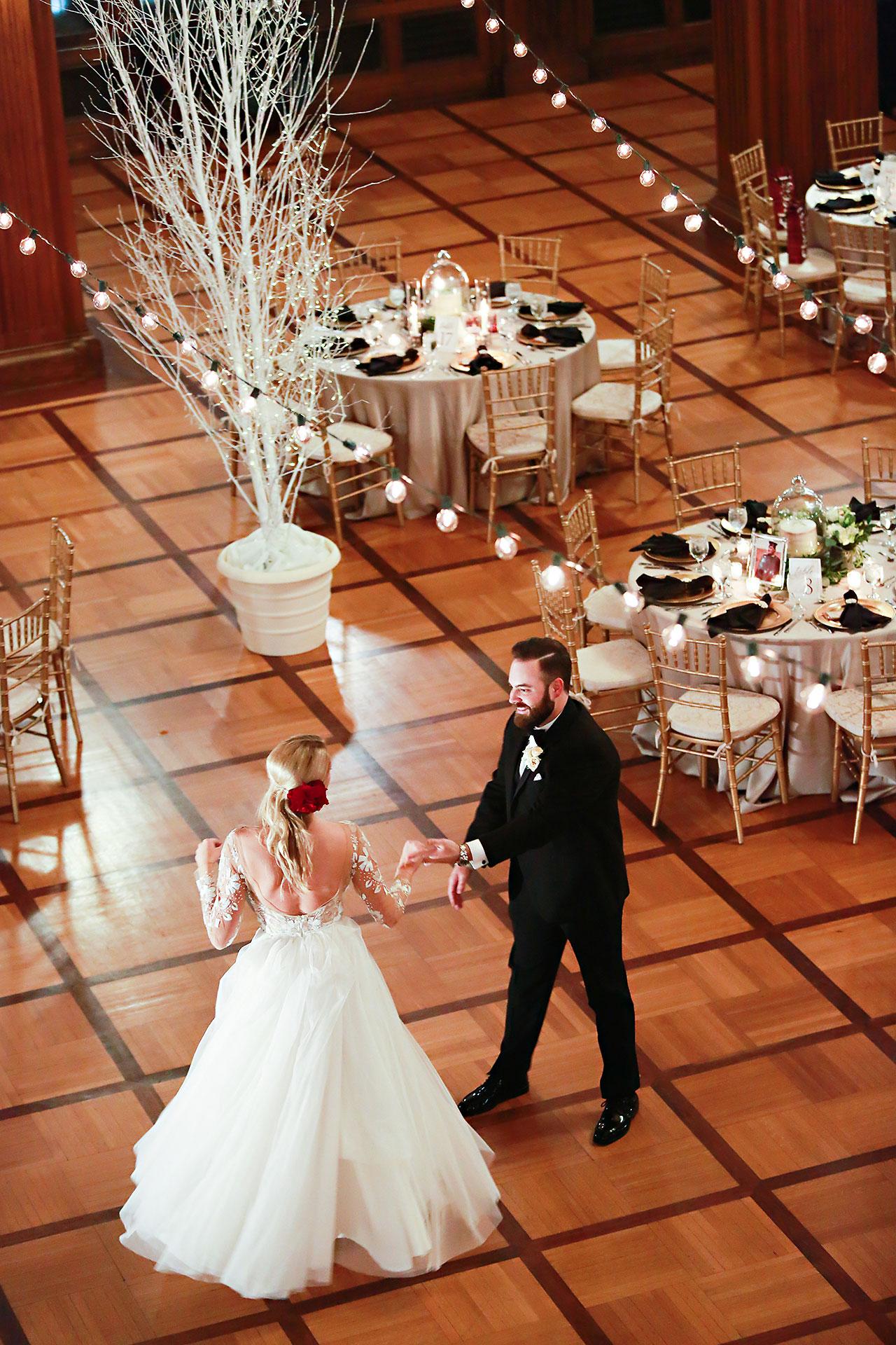 Emily Tom Scottish Rite Indianapolis Wedding 311