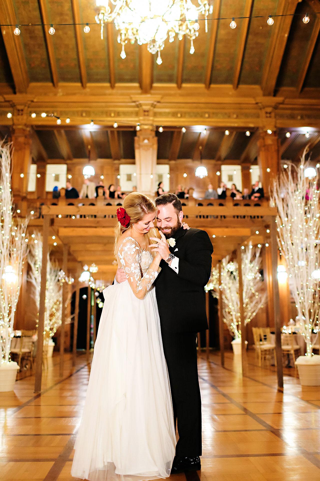 Emily Tom Scottish Rite Indianapolis Wedding 312