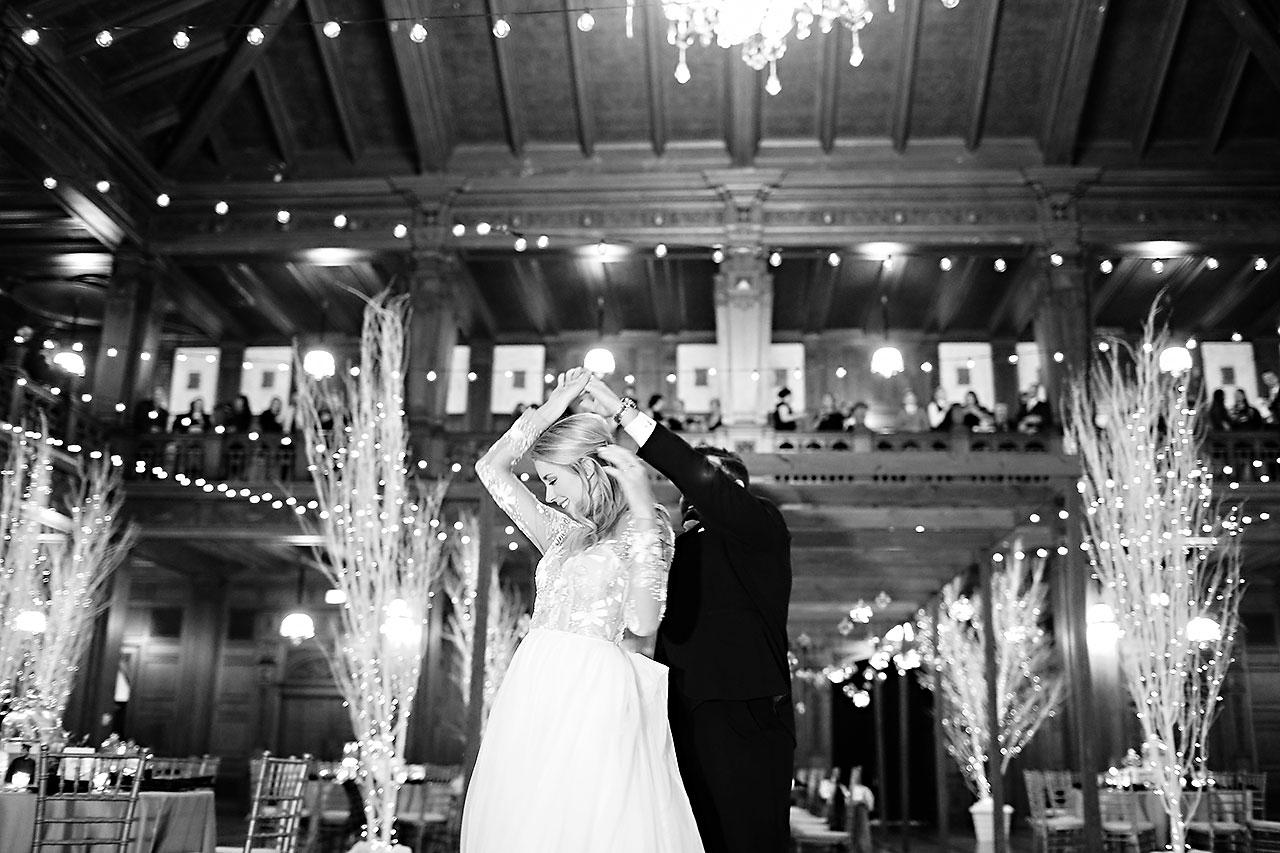 Emily Tom Scottish Rite Indianapolis Wedding 308