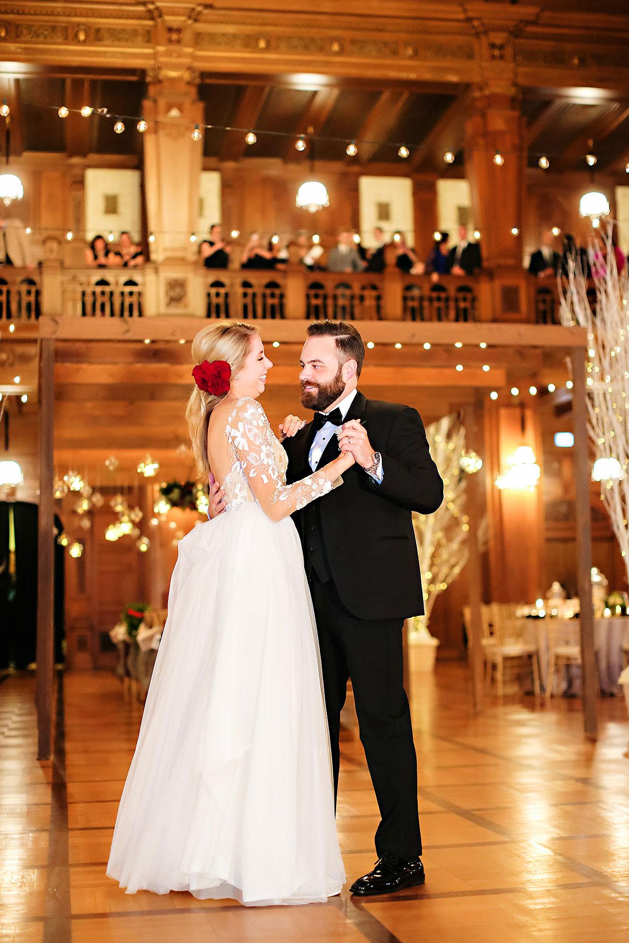 Emily Tom Scottish Rite Indianapolis Wedding 305