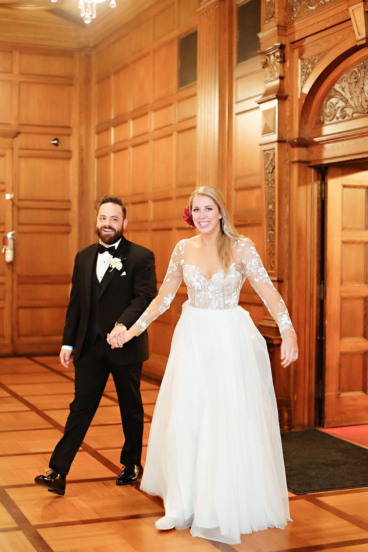 Emily Tom Scottish Rite Indianapolis Wedding 302