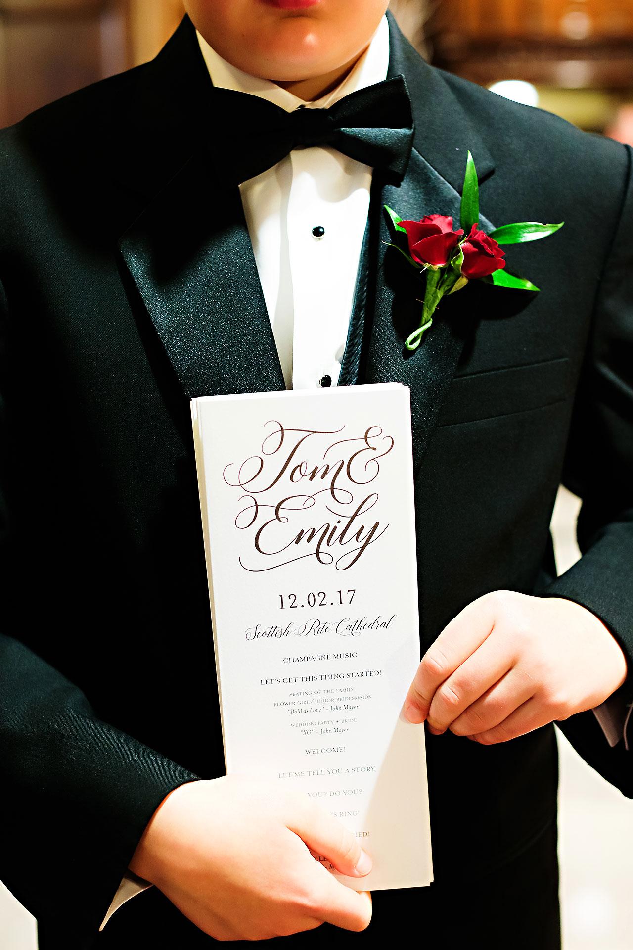 Emily Tom Scottish Rite Indianapolis Wedding 226