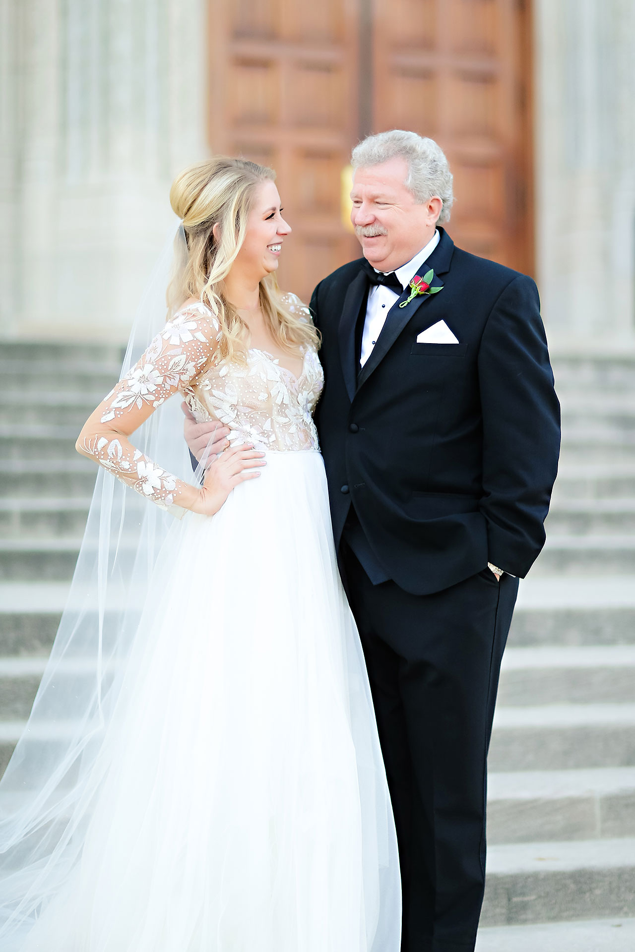 Emily Tom Scottish Rite Indianapolis Wedding 206