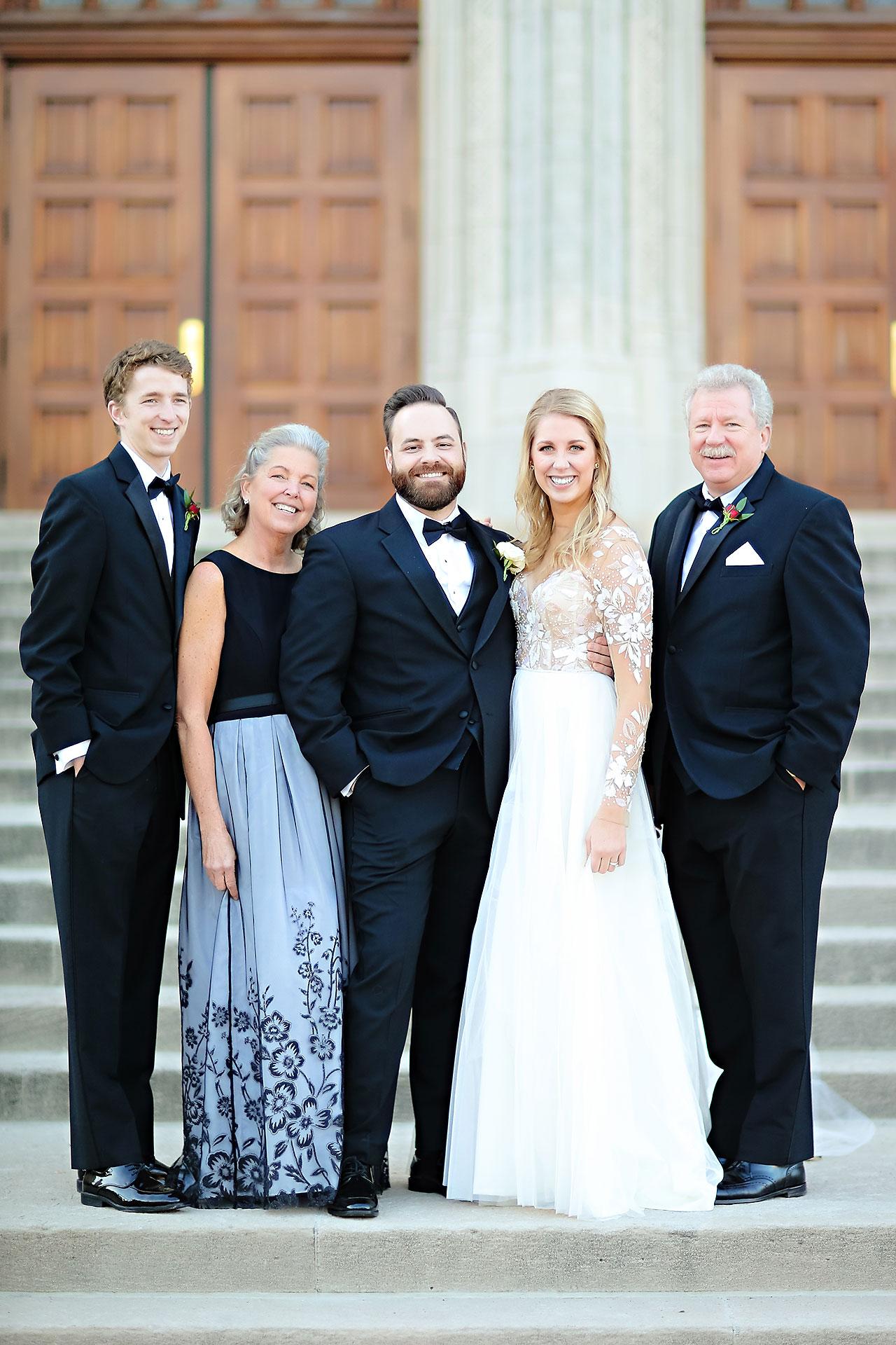 Emily Tom Scottish Rite Indianapolis Wedding 199