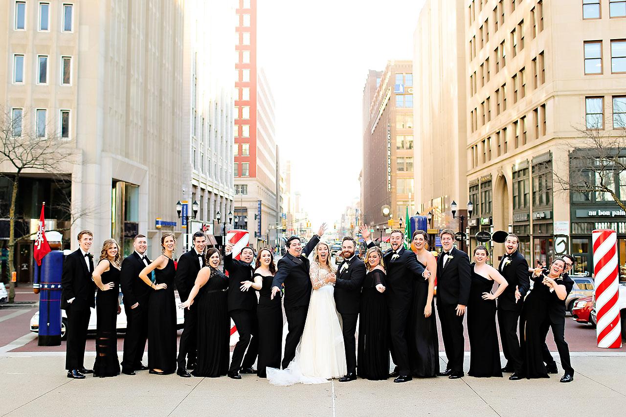 Emily Tom Scottish Rite Indianapolis Wedding 191