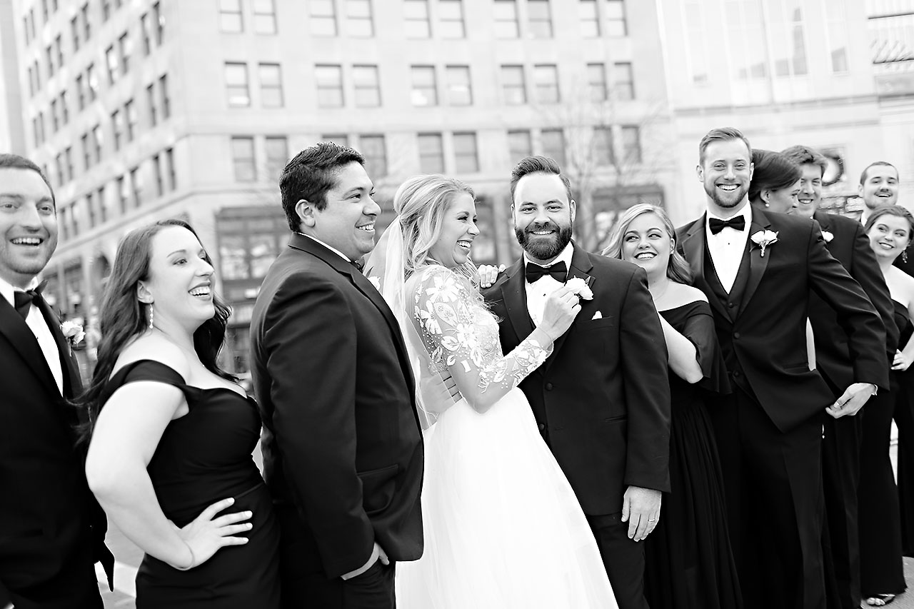 Emily Tom Scottish Rite Indianapolis Wedding 188