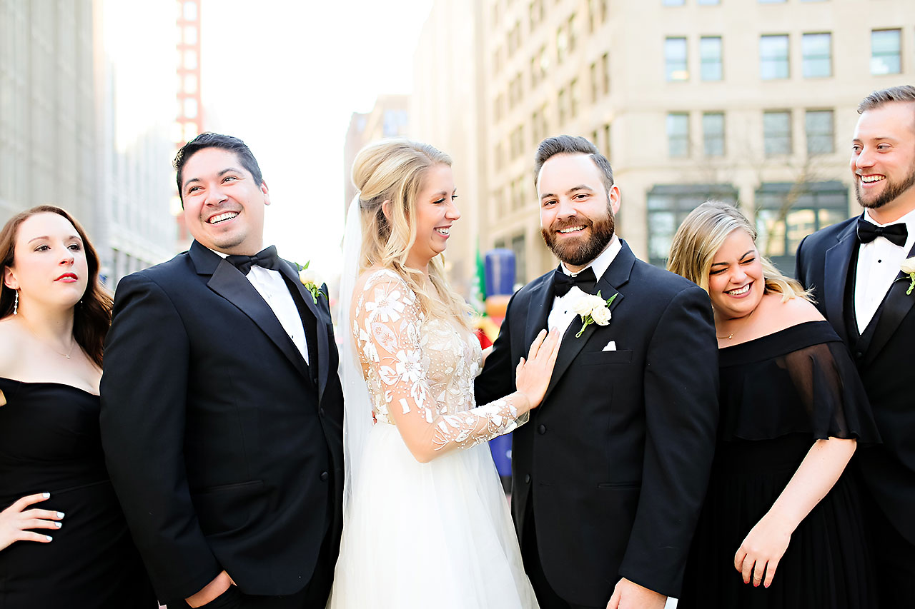 Emily Tom Scottish Rite Indianapolis Wedding 189
