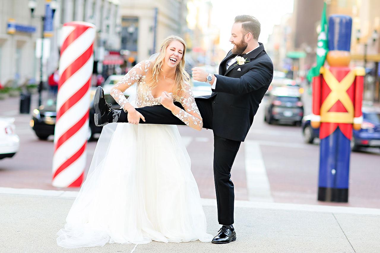 Emily Tom Scottish Rite Indianapolis Wedding 187