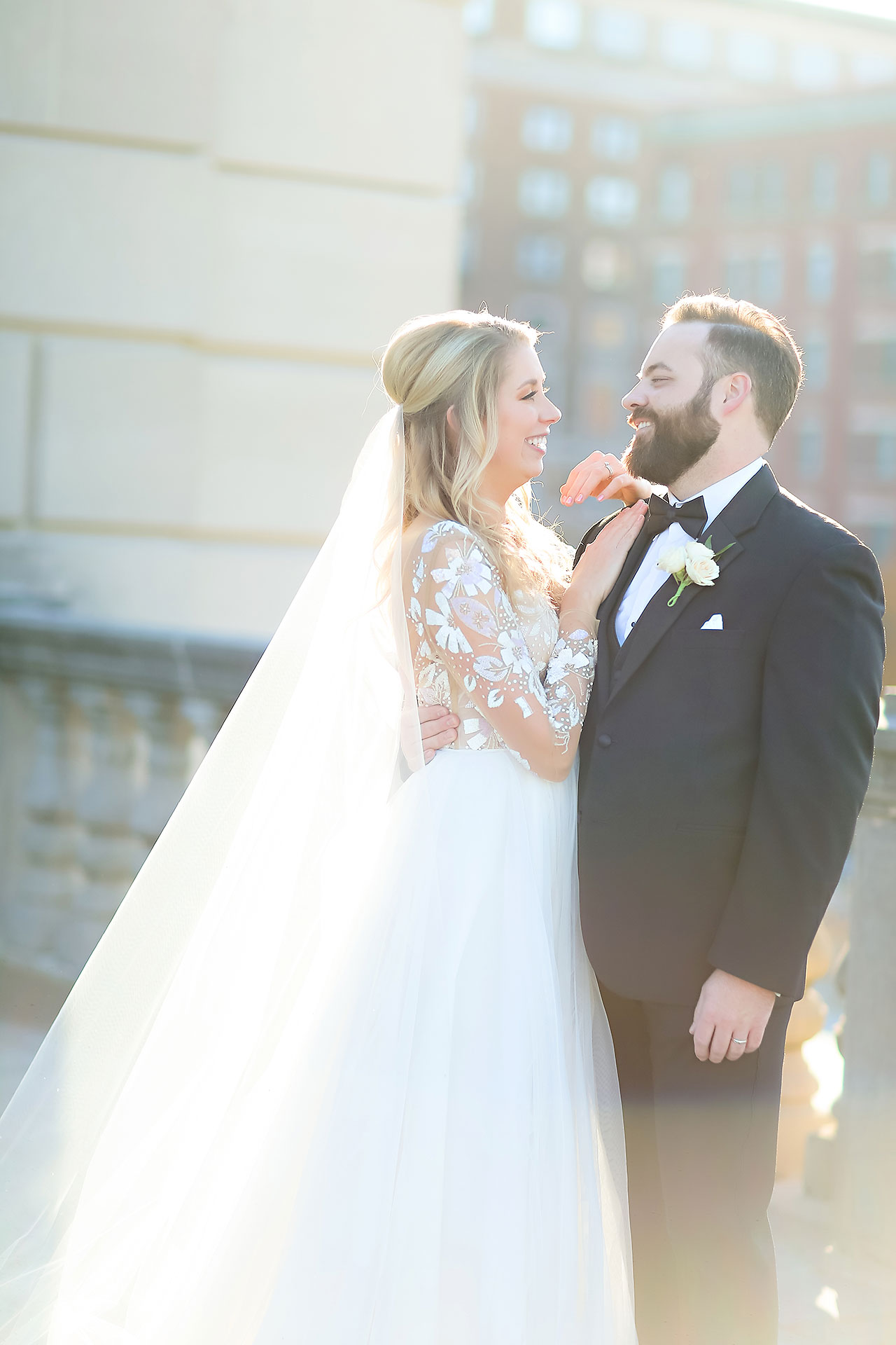 Emily Tom Scottish Rite Indianapolis Wedding 180