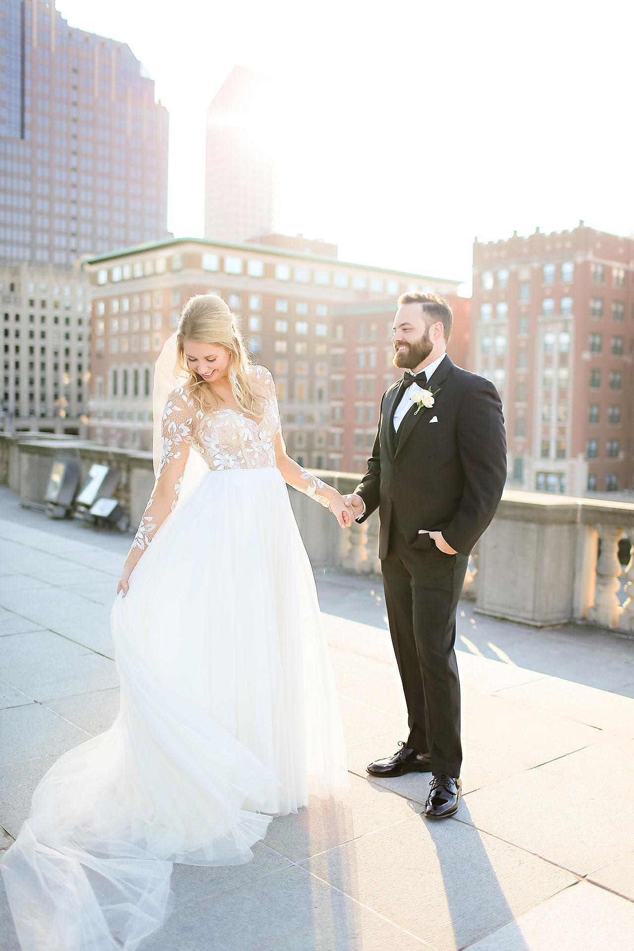 Emily Tom Scottish Rite Indianapolis Wedding 181