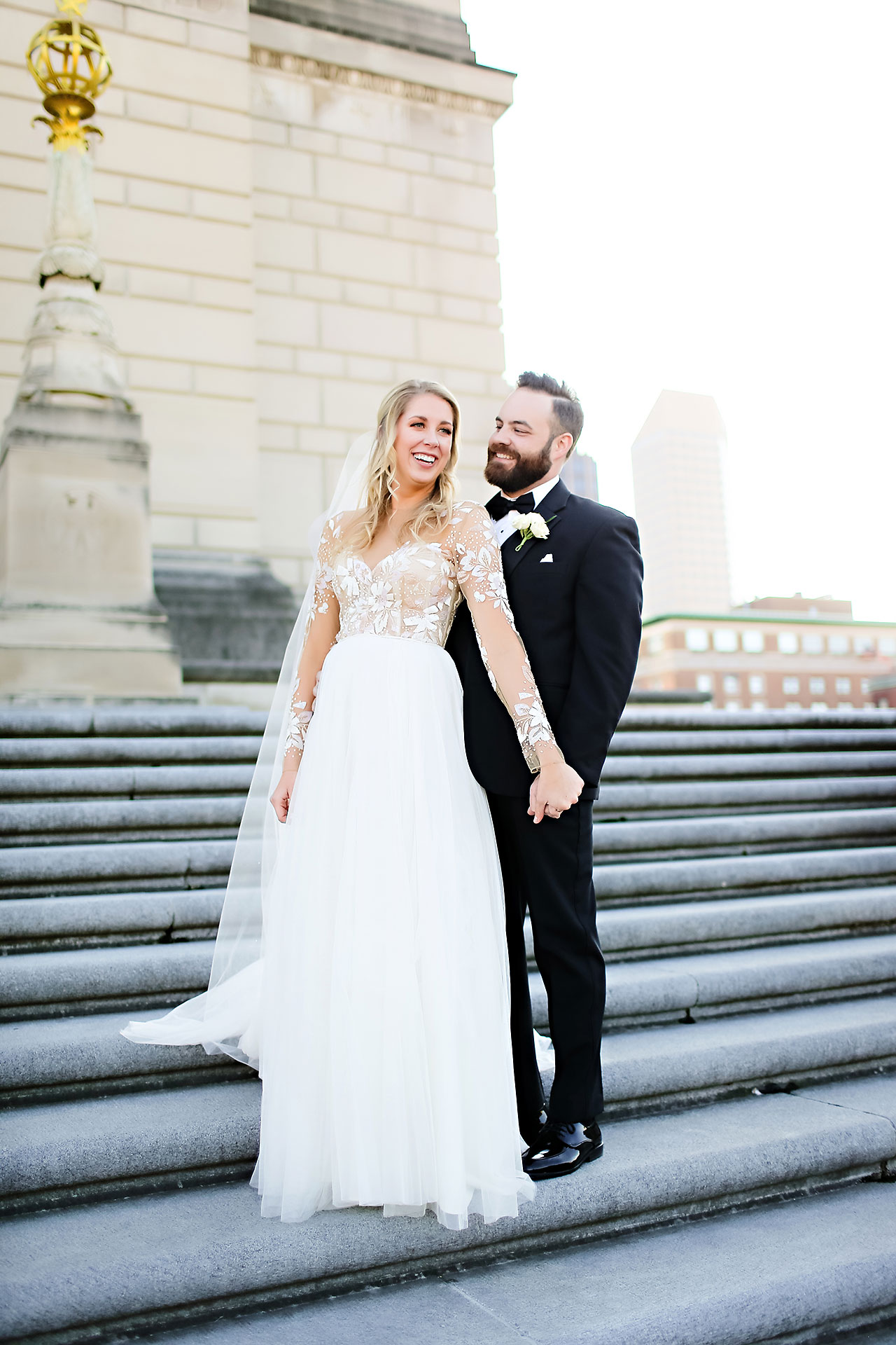 Emily Tom Scottish Rite Indianapolis Wedding 174