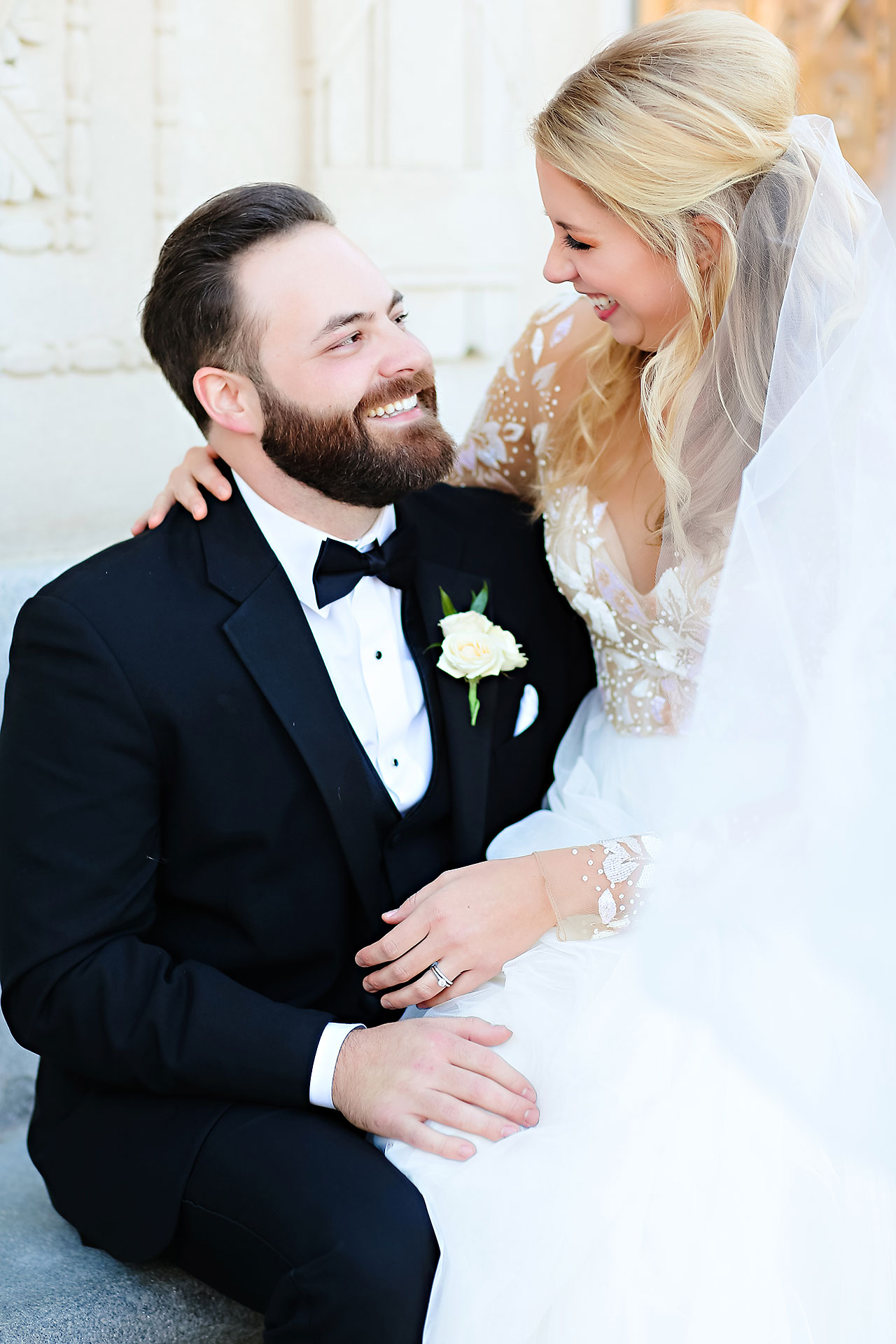 Emily Tom Scottish Rite Indianapolis Wedding 170
