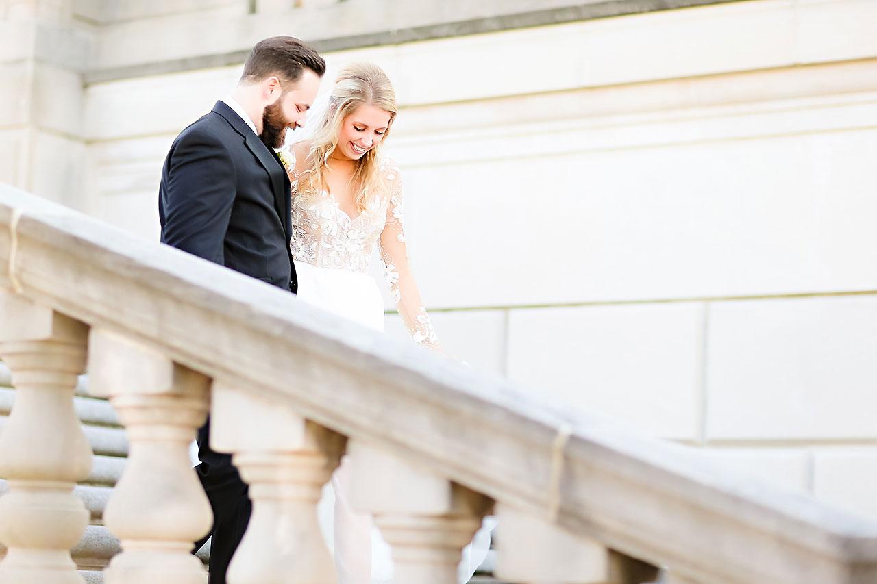 Emily Tom Scottish Rite Indianapolis Wedding 167