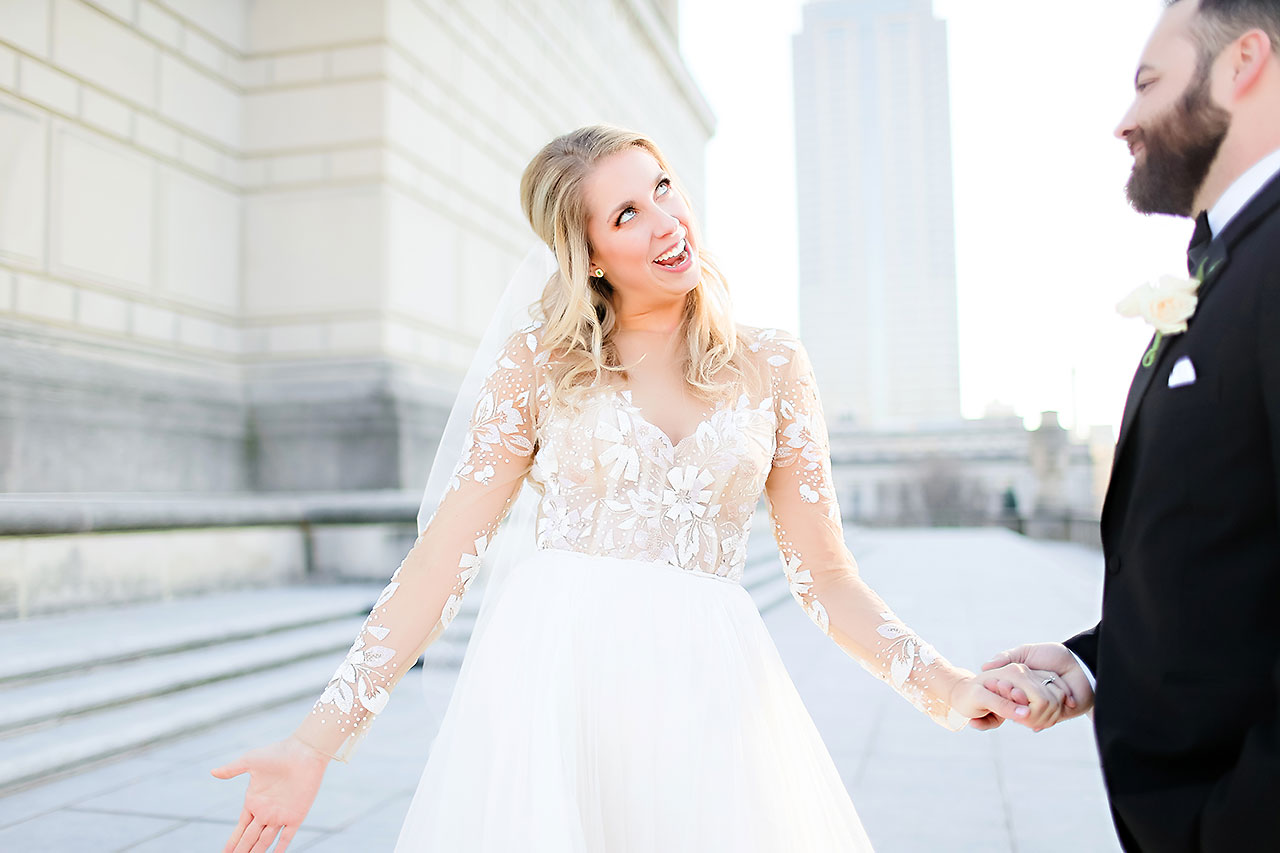 Emily Tom Scottish Rite Indianapolis Wedding 168