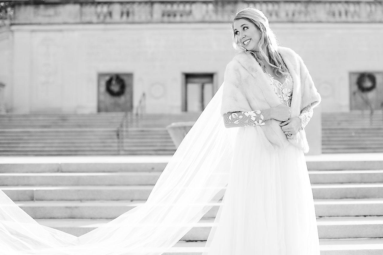 Emily Tom Scottish Rite Indianapolis Wedding 166