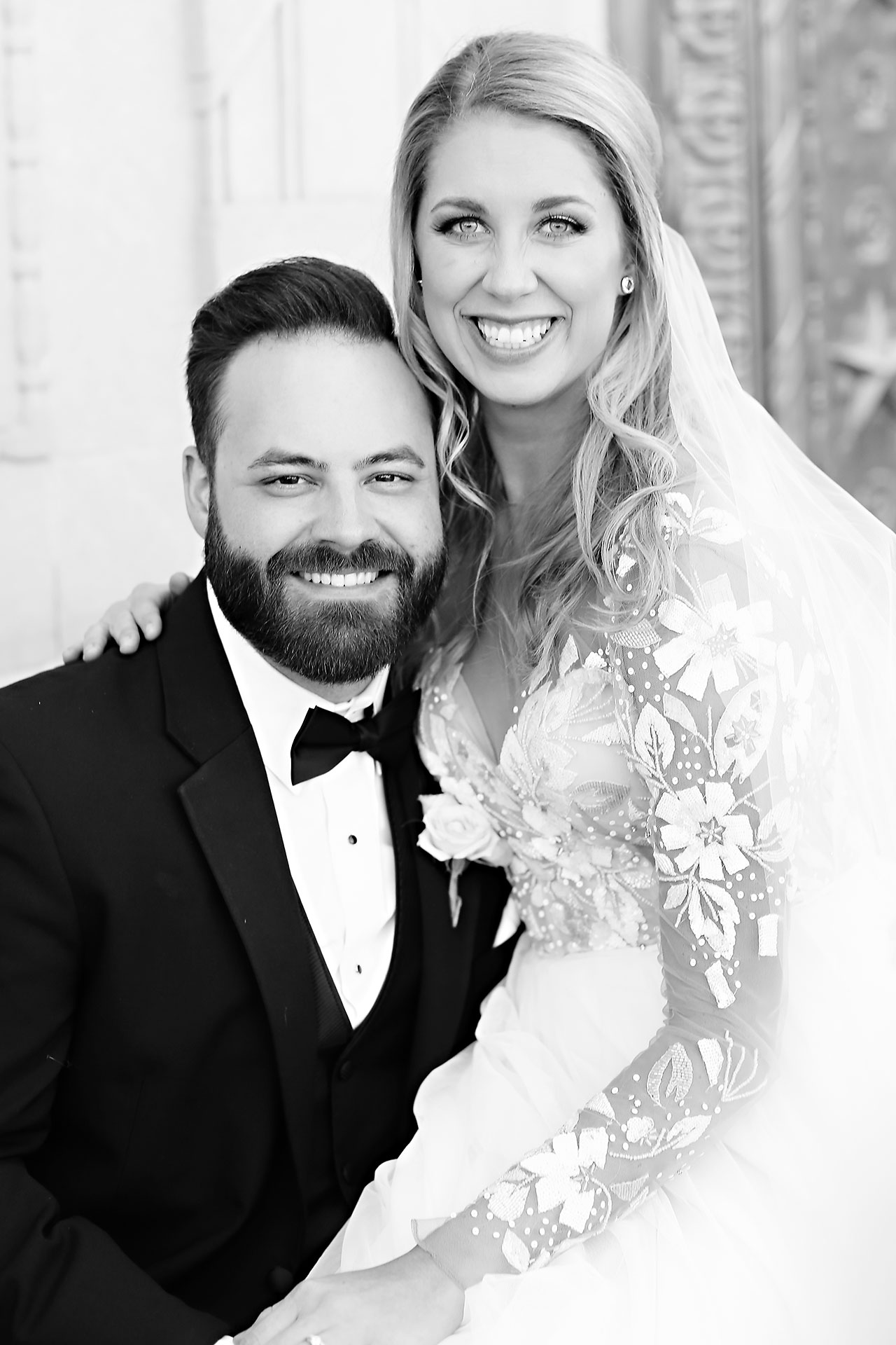 Emily Tom Scottish Rite Indianapolis Wedding 161