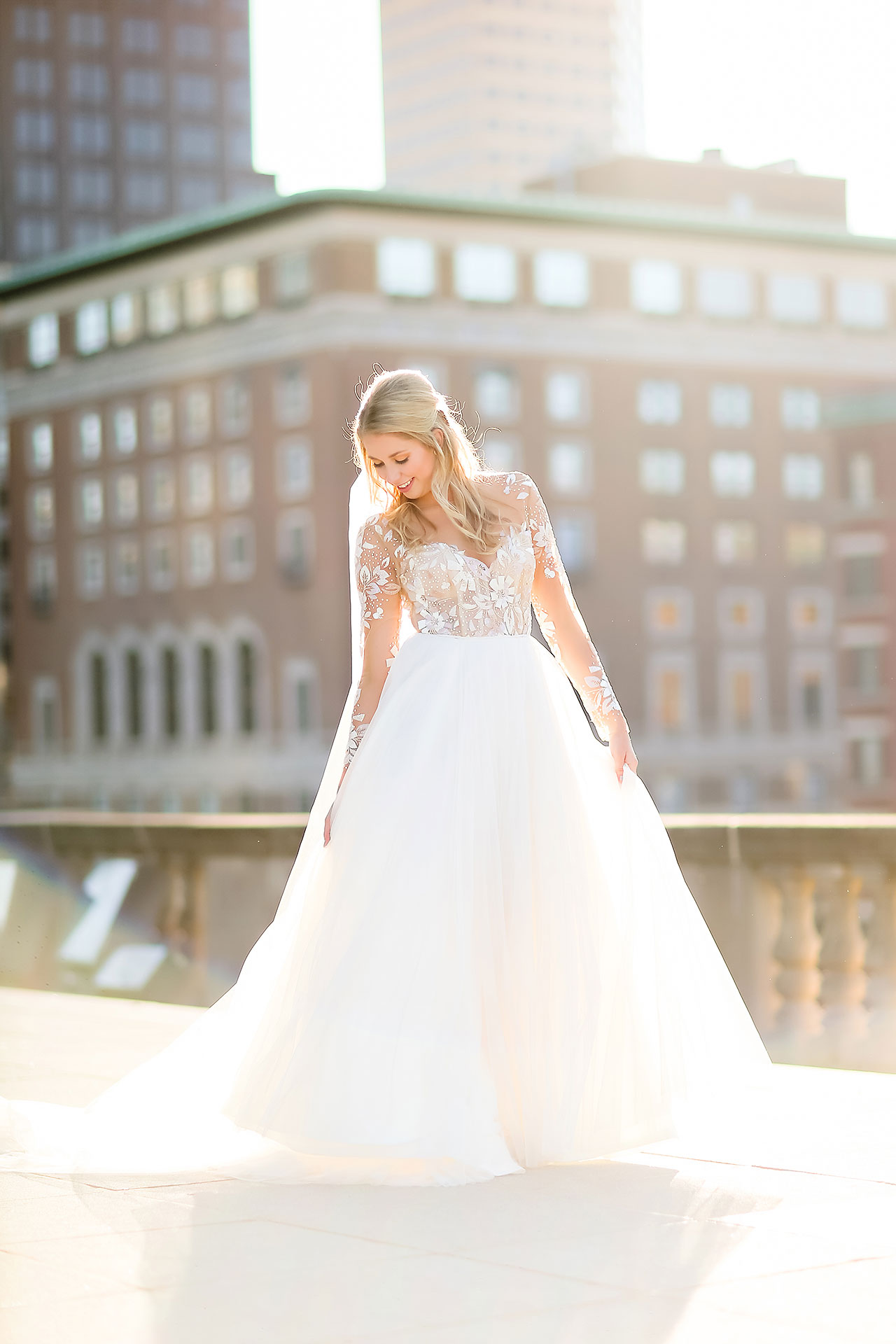 Emily Tom Scottish Rite Indianapolis Wedding 158
