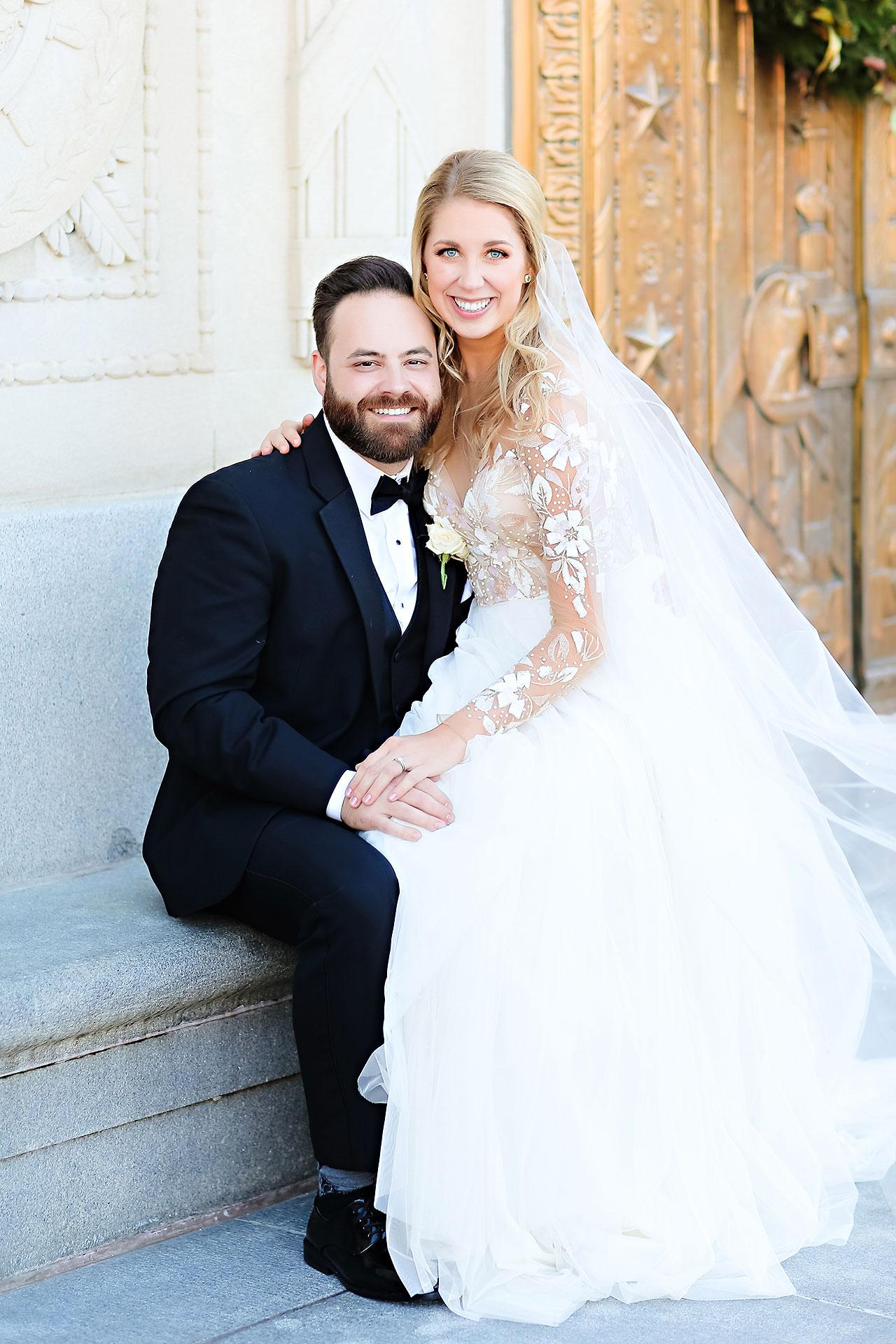 Emily Tom Scottish Rite Indianapolis Wedding 153