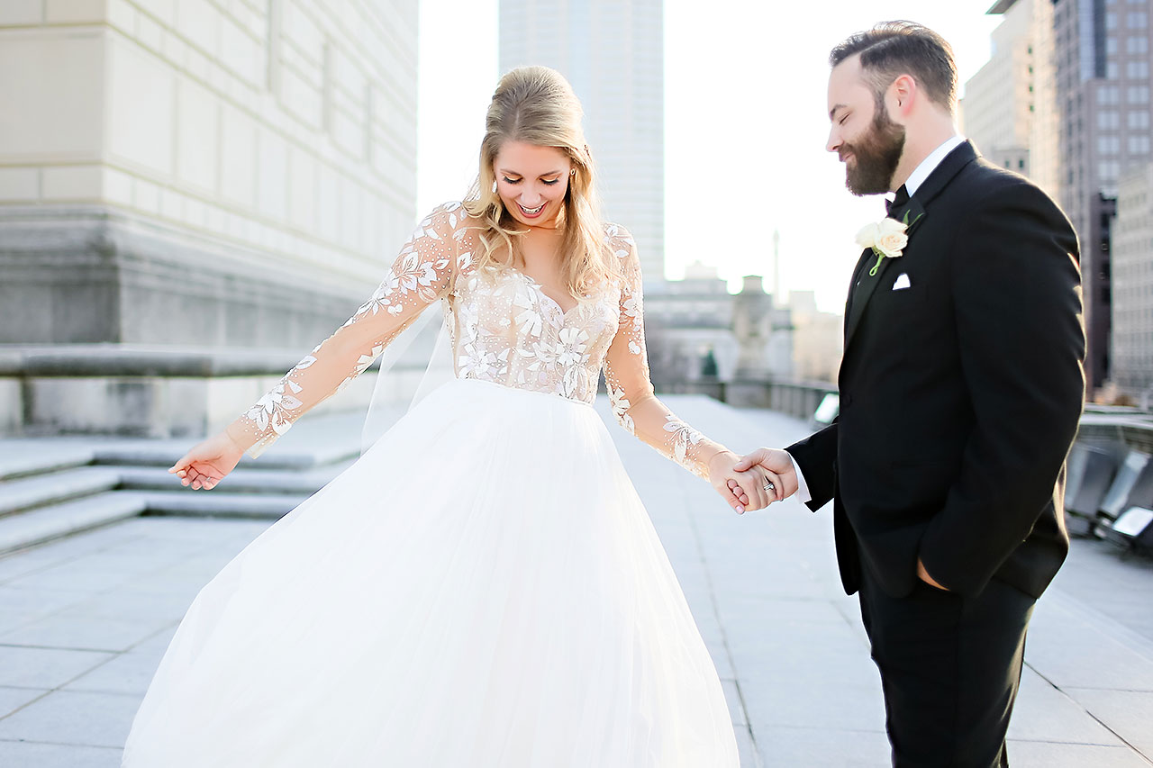 Emily Tom Scottish Rite Indianapolis Wedding 150