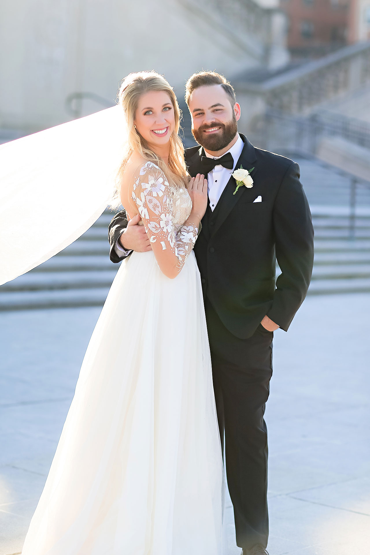 Emily Tom Scottish Rite Indianapolis Wedding 147