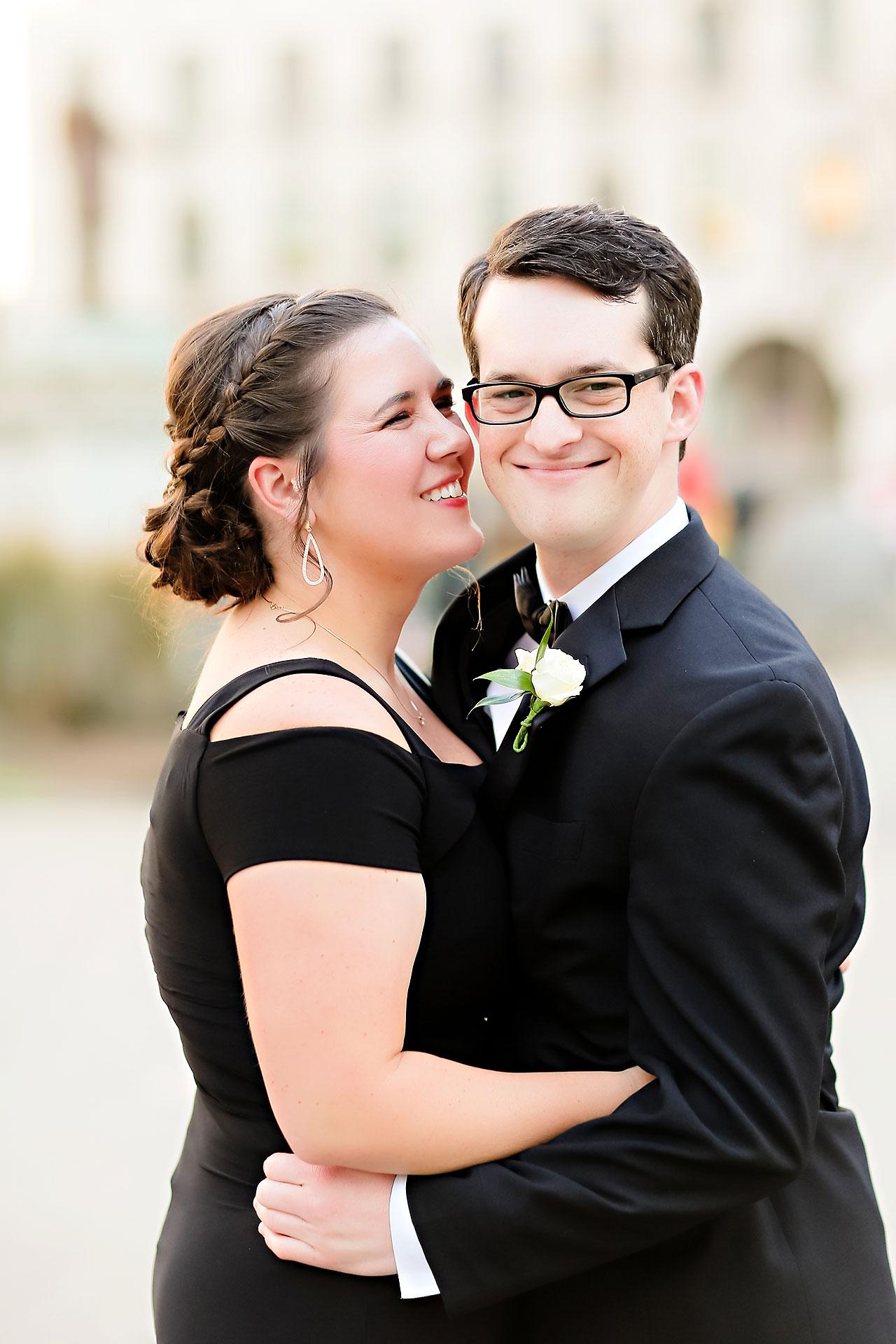 Emily Tom Scottish Rite Indianapolis Wedding 141