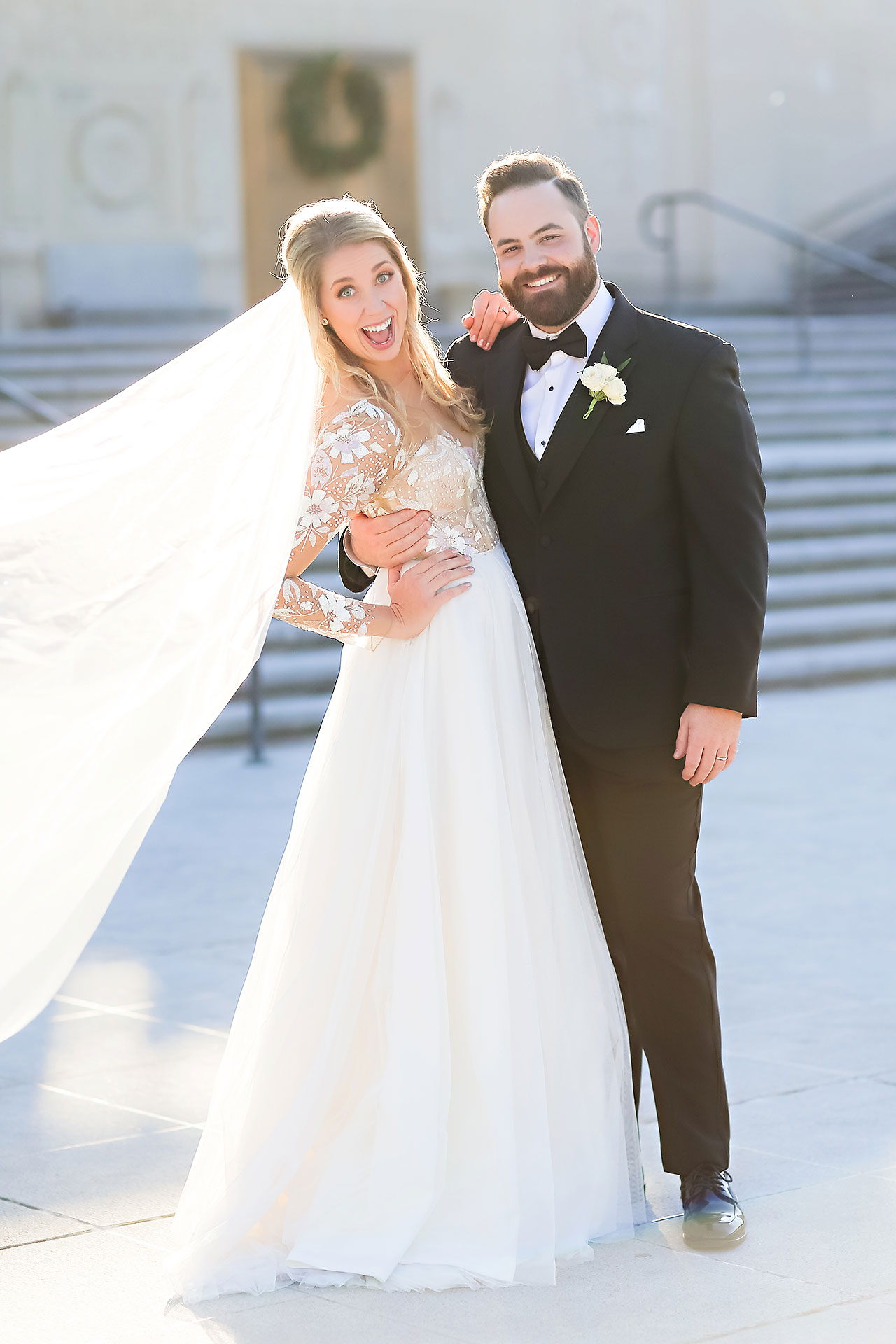 Emily Tom Scottish Rite Indianapolis Wedding 142