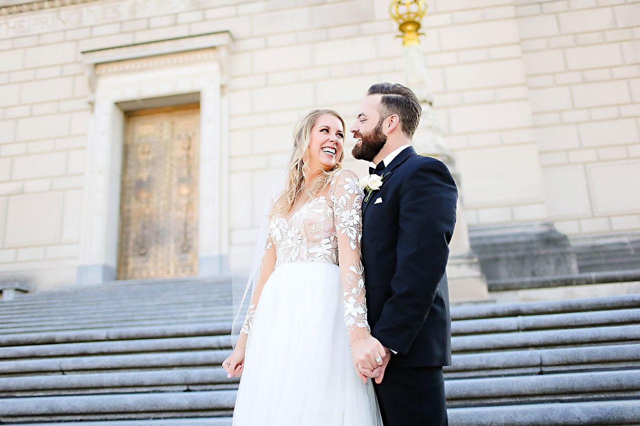 Emily Tom Scottish Rite Indianapolis Wedding 131