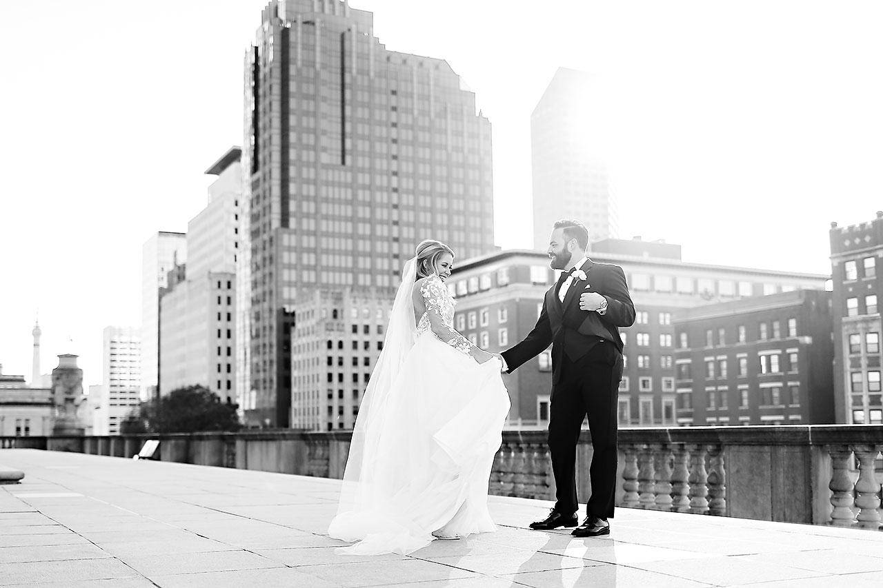 Emily Tom Scottish Rite Indianapolis Wedding 132