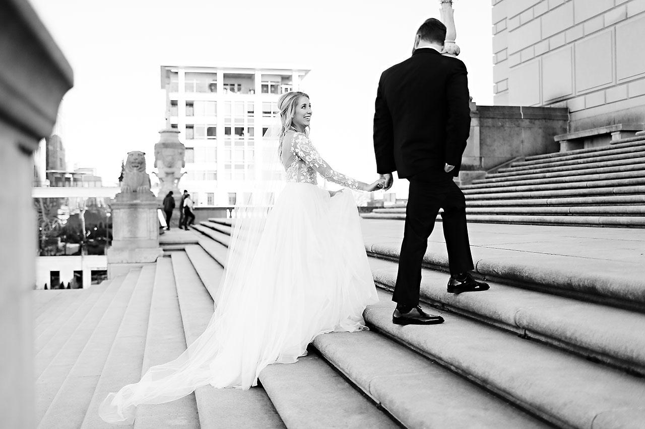 Emily Tom Scottish Rite Indianapolis Wedding 129