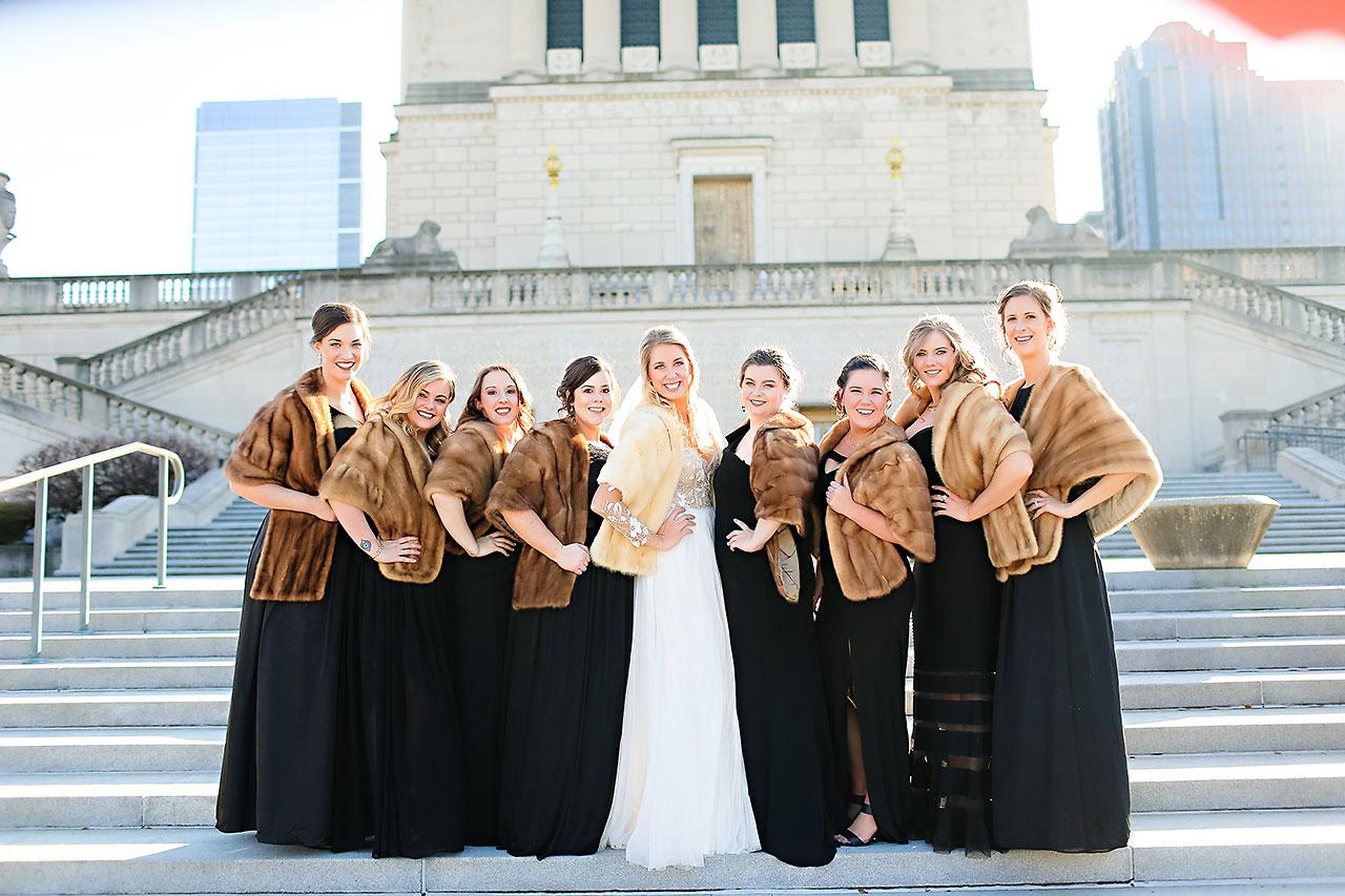 Emily Tom Scottish Rite Indianapolis Wedding 114