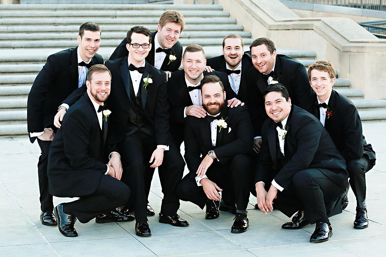 Emily Tom Scottish Rite Indianapolis Wedding 112