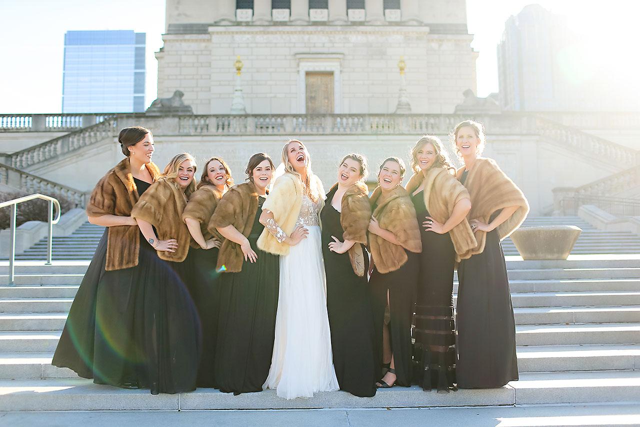 Emily Tom Scottish Rite Indianapolis Wedding 110