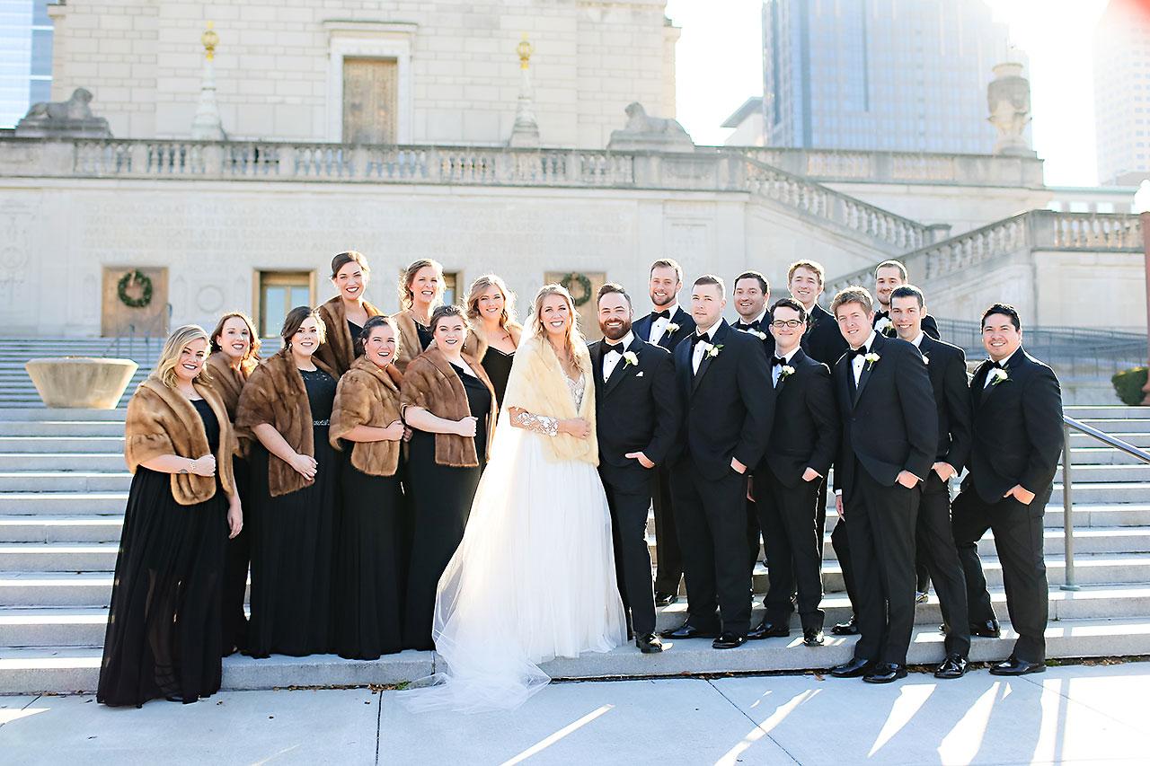 Emily Tom Scottish Rite Indianapolis Wedding 094