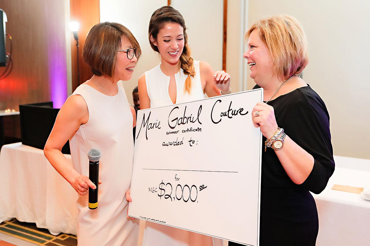 Marie Gabriel Couture White Ball 126