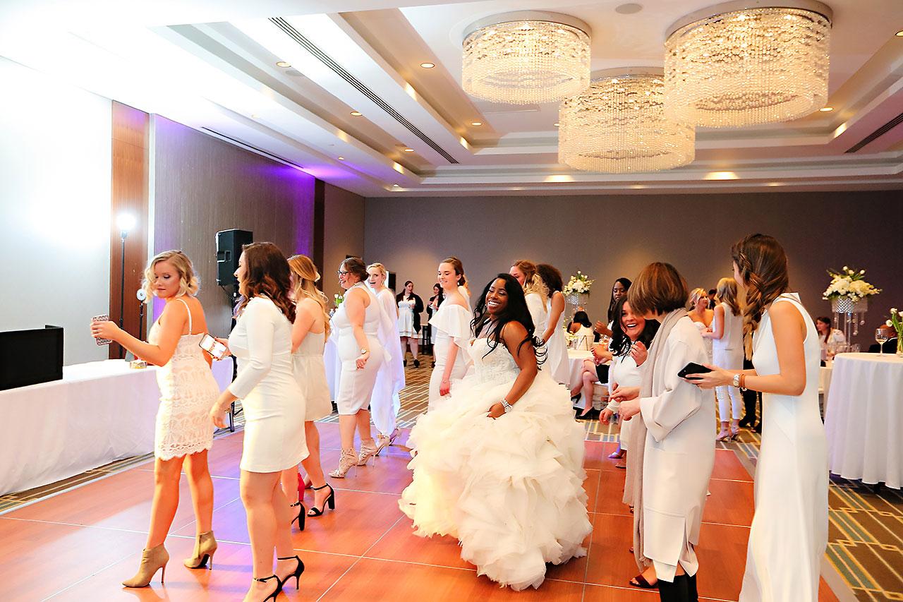 Marie Gabriel Couture White Ball 091