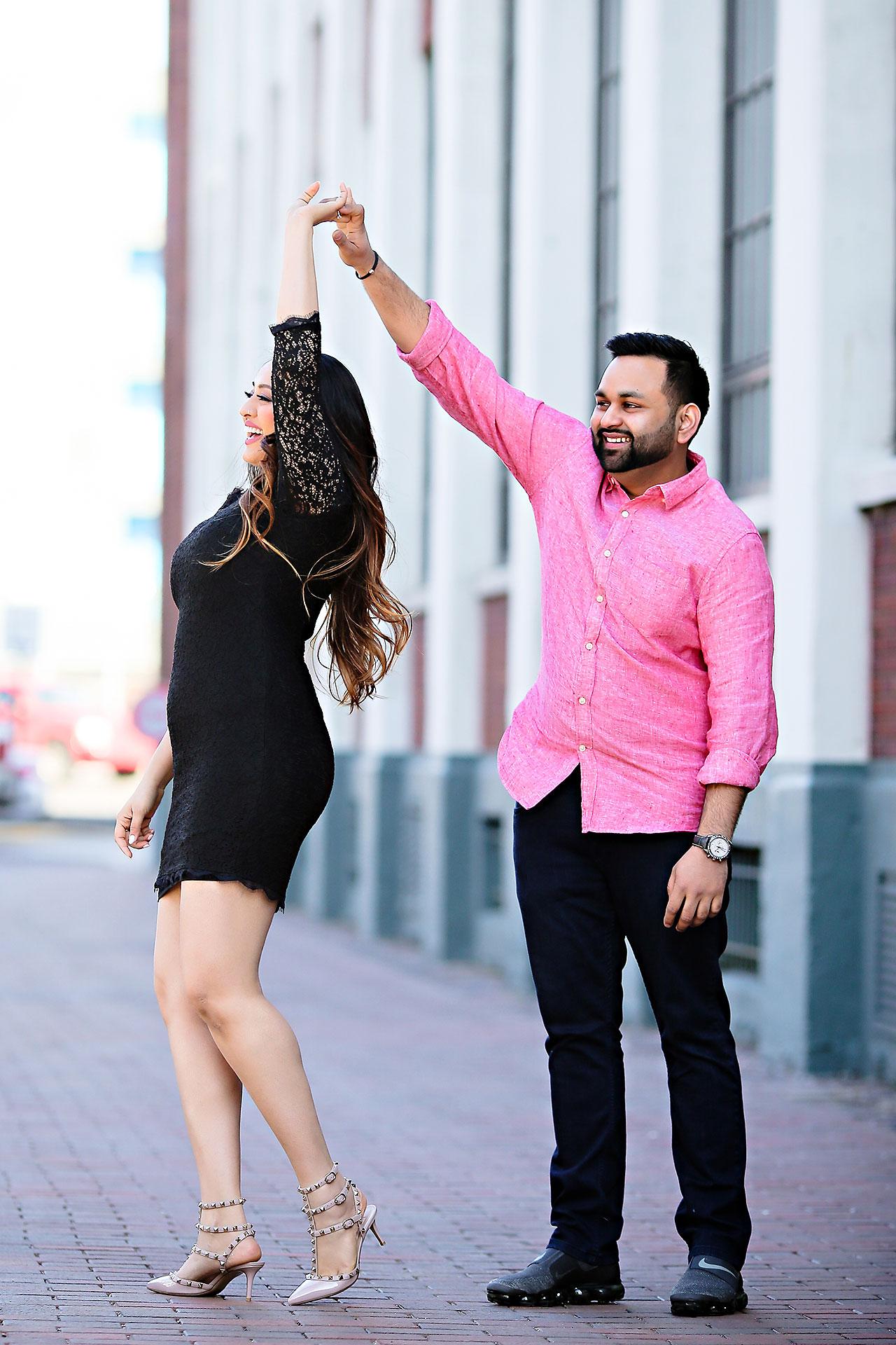 Riddhi Aakash Engagement 075