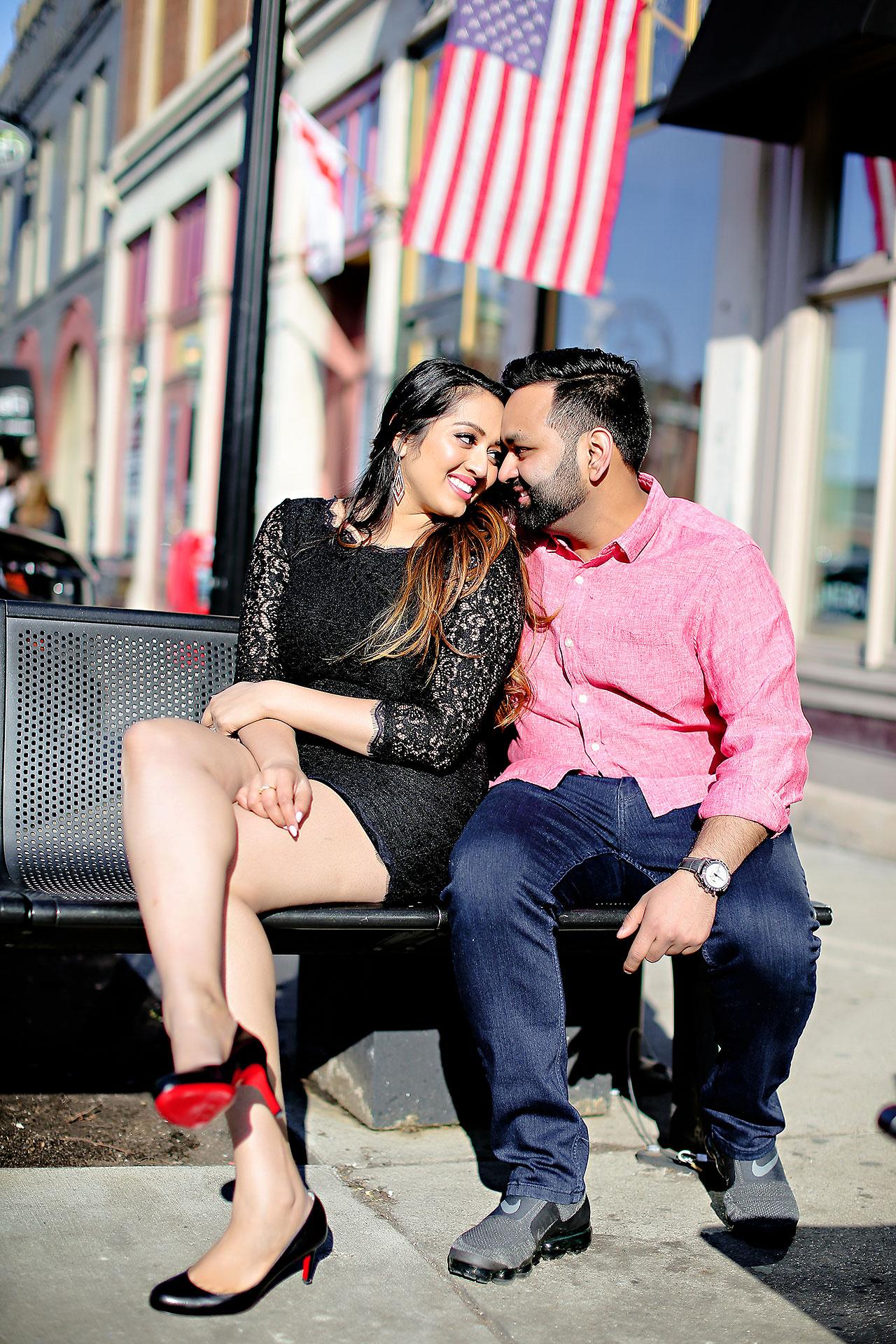 Riddhi Aakash Engagement 099