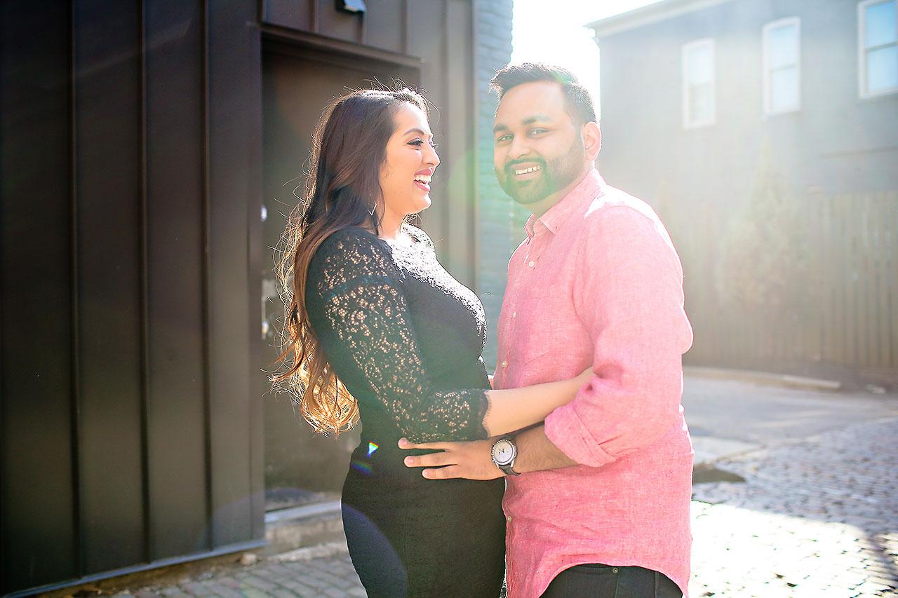 Riddhi Aakash Engagement 095