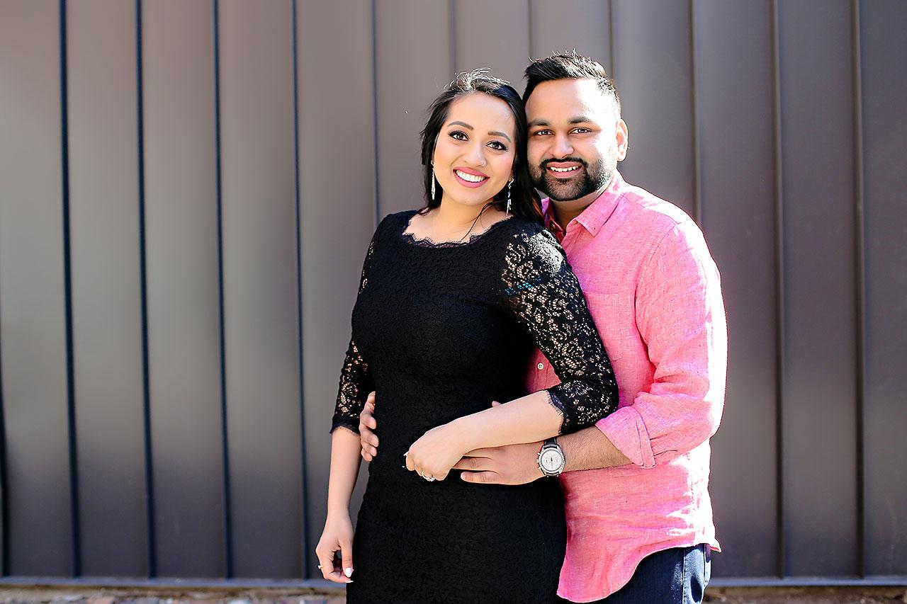 Riddhi Aakash Engagement 093