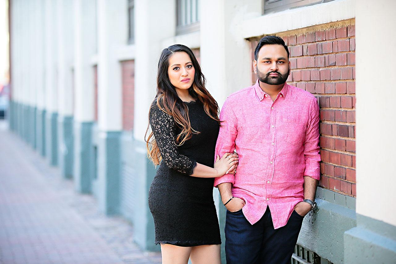 Riddhi Aakash Engagement 091