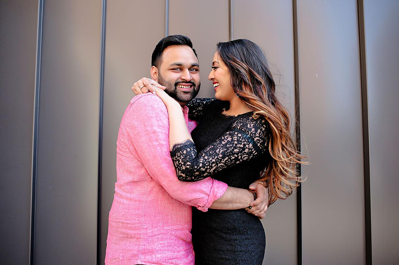 Riddhi Aakash Engagement 090