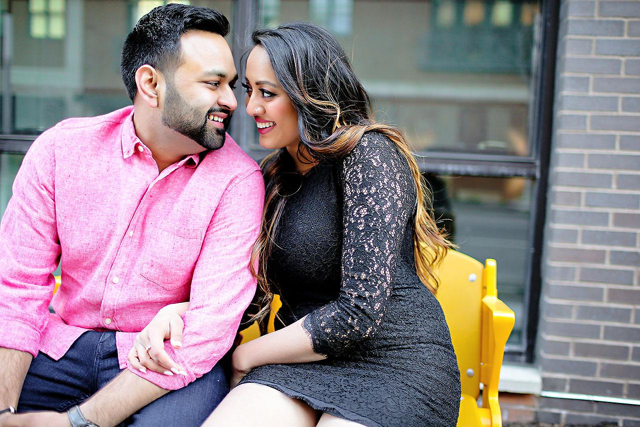 Riddhi Aakash Engagement 070