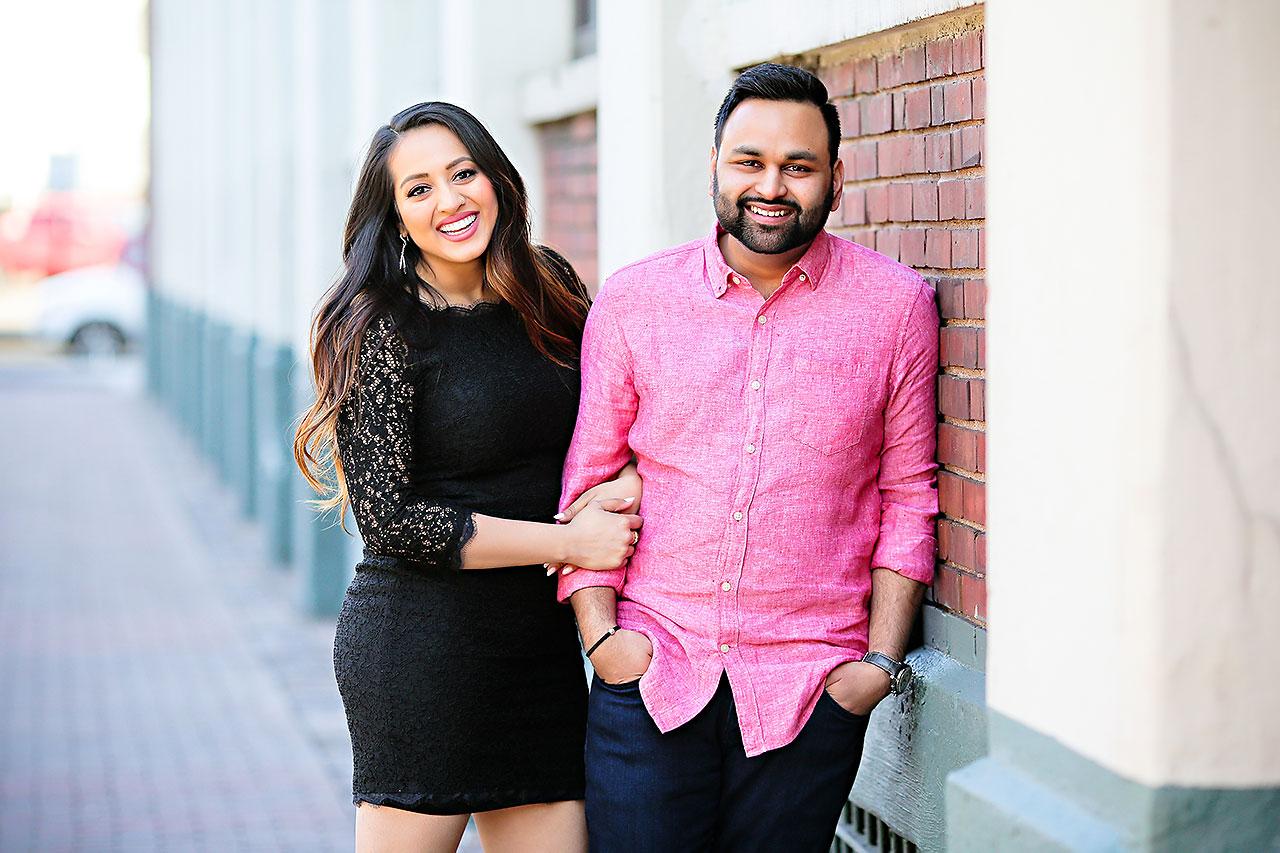 Riddhi Aakash Engagement 066