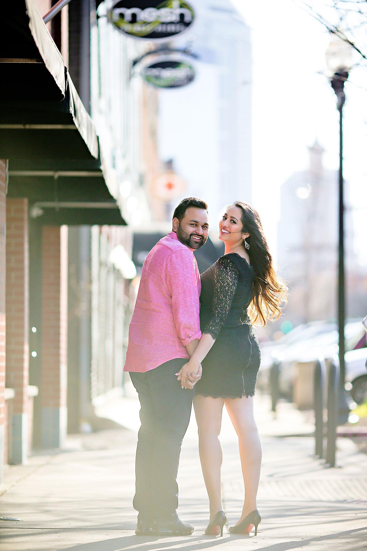 Riddhi Aakash Engagement 055