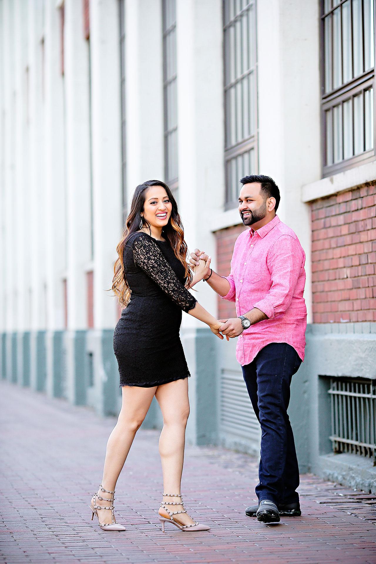 Riddhi Aakash Engagement 052