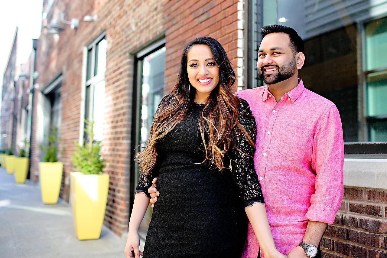 Riddhi Aakash Engagement 042