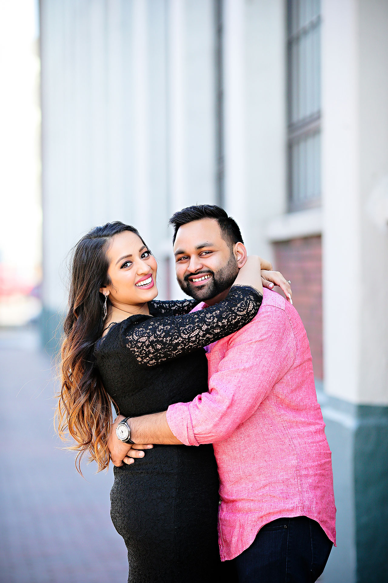 Riddhi Aakash Engagement 033