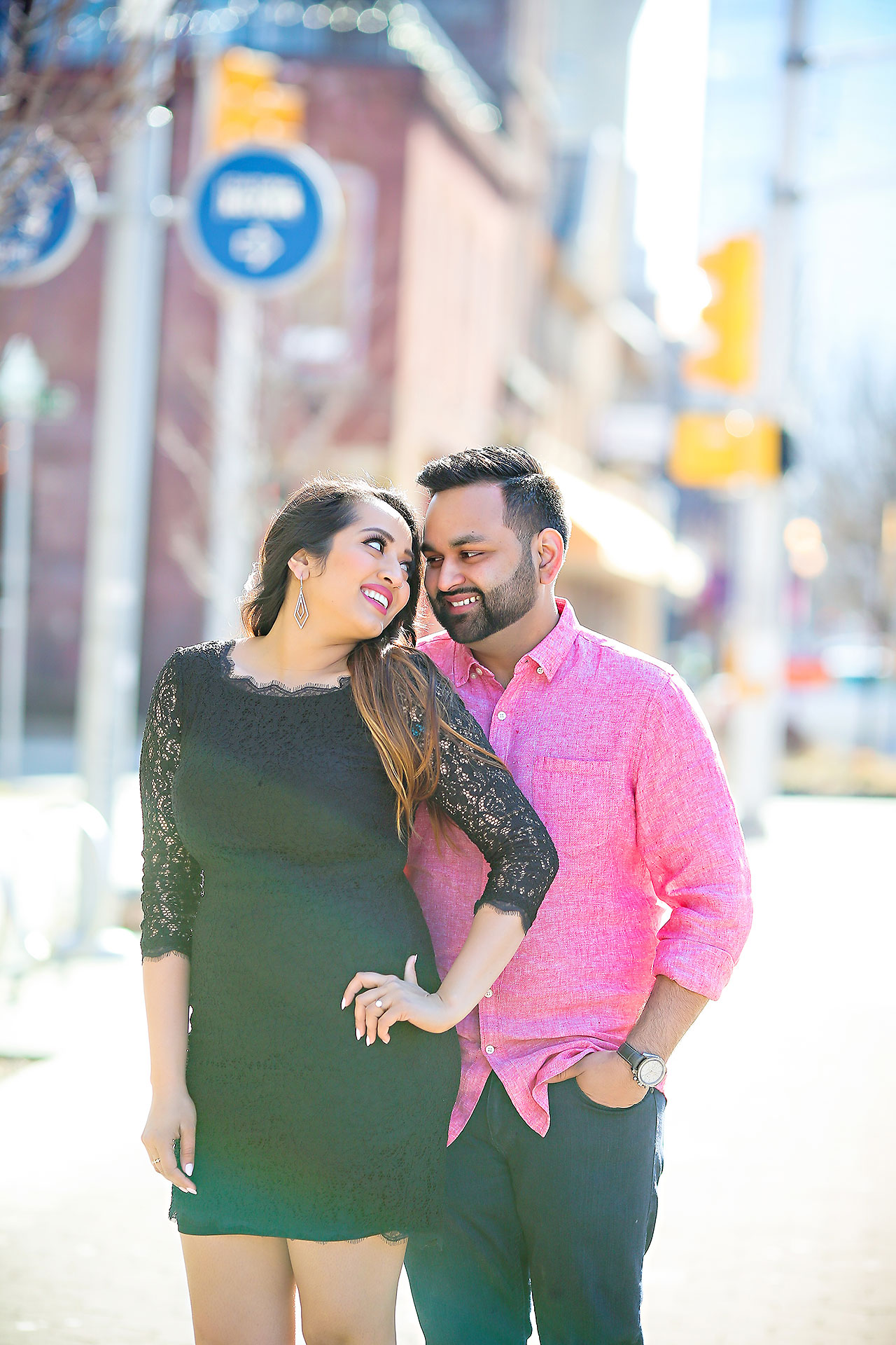 Riddhi Aakash Engagement 006