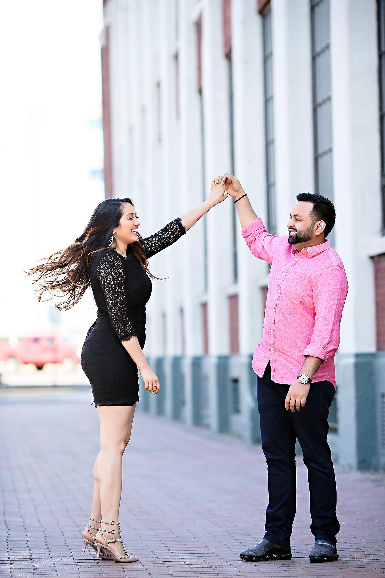 Riddhi Aakash Engagement 004